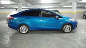 Ford Fiesta, , Nafta y GNC
