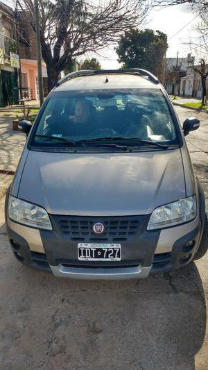 Fiat Idea Adventure Nafta