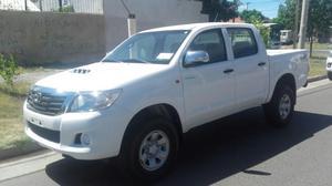 Toyota Hilux 2.5 4x Okm $