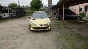 Vendo Peugeot 206 Xs Tope de Gama