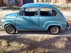 Fiat 600 E usado  kms