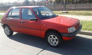 Peugeot 205 GLD 5ptas.