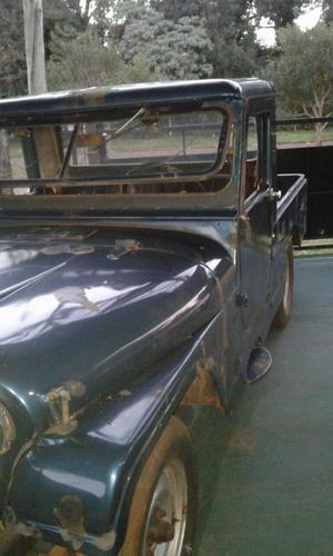 Vendo Jeep Ika Motor Peugeot Indenor