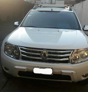 Renault Duster Luxe 2.0 4 x 2 usado  kms