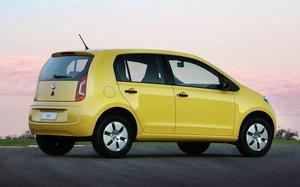 Volkswagen Up! 5 Puertas financiado en cómodas cuotas