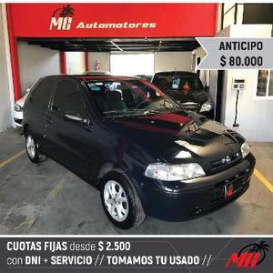 Fiat Palio SX 1.3 MPi 3P usado  kms