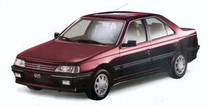 Motor Peugeot 405 Nafta