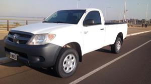 Toyota Hilux x2 Cabina Simple