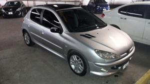 Peugeot 206 mod ,FINANCIO CON LA TASA MAS BAJA DEL