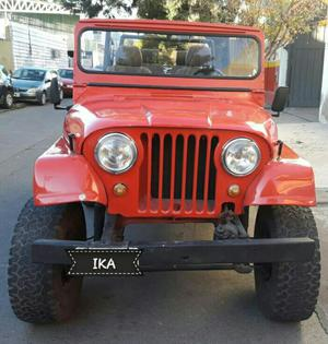 Jeep Ika Modelo 61