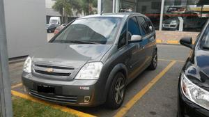 Chevrolet Meriva  C/GNC,,FINANCIO CON LA TASA MAS BAJA
