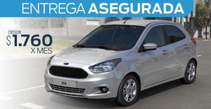 Nuevo Ford Ka 5 ptas