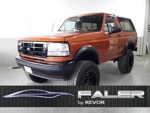 FORD BRONCO 4X4 V8 AT Edición Eddie Bauer USA NUEVA