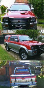 Mitsubishi L-x4 GLS TDi Cabina Doble usado