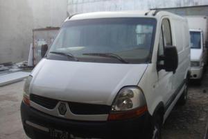 Renault Master Furgón Corto usado  kms