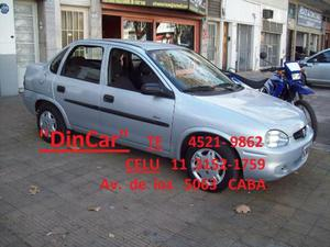 Chevrolet Corsa 4P GL AA DH usado  kms