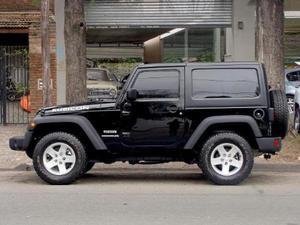 Jeep Wrangler Otra Versión usado  kms