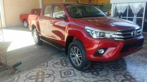 Hilux Toyota Srx Cuero 4 X 4 Modelo
