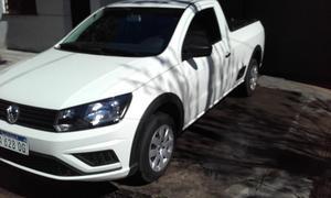 Volkswagen Saveiro 1.6 Cabina Simple + Safety