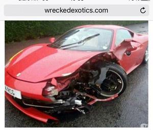 Compro autos chocados.