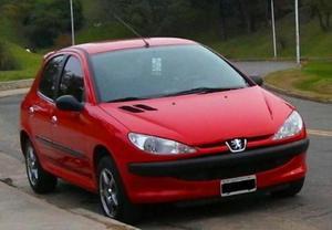 Peugeot 206 Otra Versión usado  kms