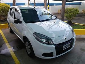 Renault Sandero Fase II 1.6 8v Authentique Pack I / Pack