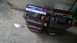 las baterias usadas