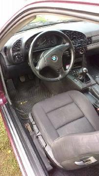 BMW Serie  Is 2p usado  kms