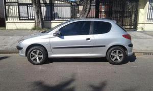 Peugeot 206 XS Premium 1.6 3P usado  kms