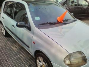 Renault Clio, , Nafta y GNC