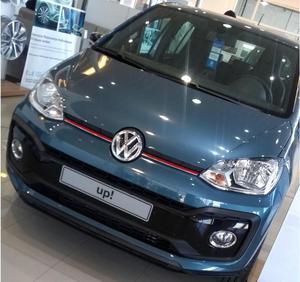 Volkswagen High Up / Car One ENTREGA ASEGURADA CUOTA 3
