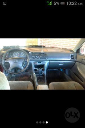 Vendo Hoy Honda Accord Automatico