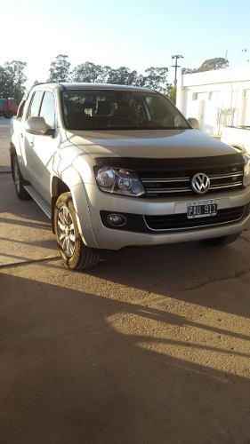 Volkswagen Amarok D/C 2.0 TDI (180cv) 4X2 High Pack A/T
