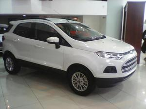 FORD ECO SPORT 0km 100 FINANCIADA