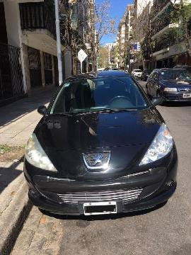 Peugeot 207 Compact ALLURE 1.4 5P usado  kms