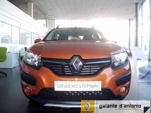 Renault sandero stepway plan argentina ANTICIPO $