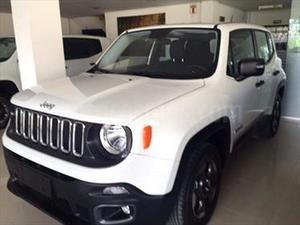 Jeep Renegade sport plus 0km! Cuotas de $