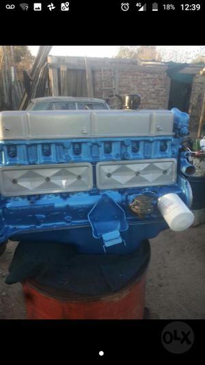 Vendo O Permuto Motor Chevrolet 250
