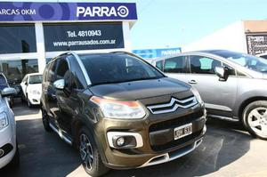 Citroën C3 Aircross v Exclusive (110cv)