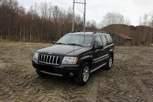 Jeep Grand Cherokee Limited 4.7 usado  kms