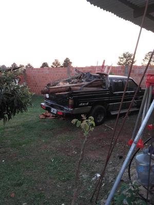 Camioneta Doble Cabina 4x4