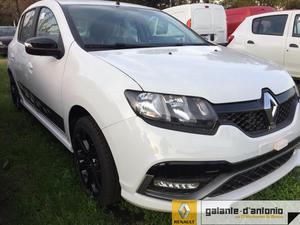 Renault SANDERO RS cuotas de $