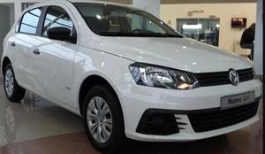 Volkswagen Gol Trend Trendline 0 Okm. Recibo Menor