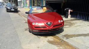 Alfa Romeo Spider Otra Versión usado  kms