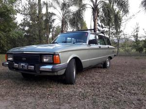 Ford Falcon Rural 87 0km con Gnc