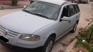Volkswagen Gol Country Mod  C/gnc,FINANCIO CON LA TASA