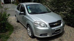 Chevrolet Aveo 4P LS 1.6N M/T usado  kms