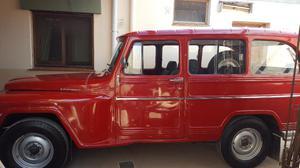 Jeep Estanciera