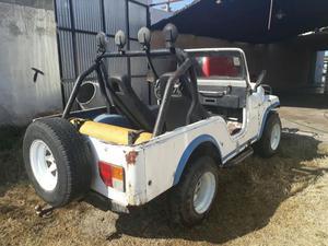 Jeep Ika Corto Gnc.Vendo o Permuto!!!
