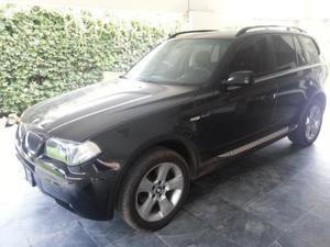 BMW X3 3.0i Executive usado  kms